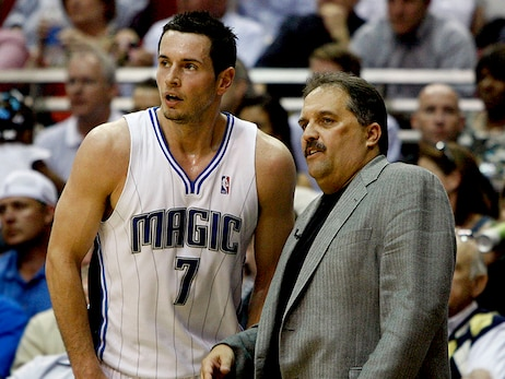 Redick Hosts His Former Coach On Podcast