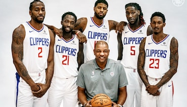 Gallery | LA Clippers Media Day 2019