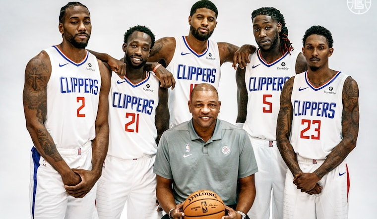 The Official Site of the Los Angeles Clippers | Los Angeles Clippers