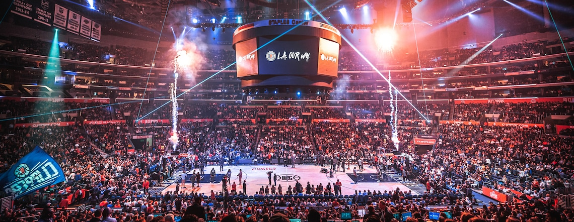 L.A. Clippers Honored by NBA for 2019-2020 Business Success