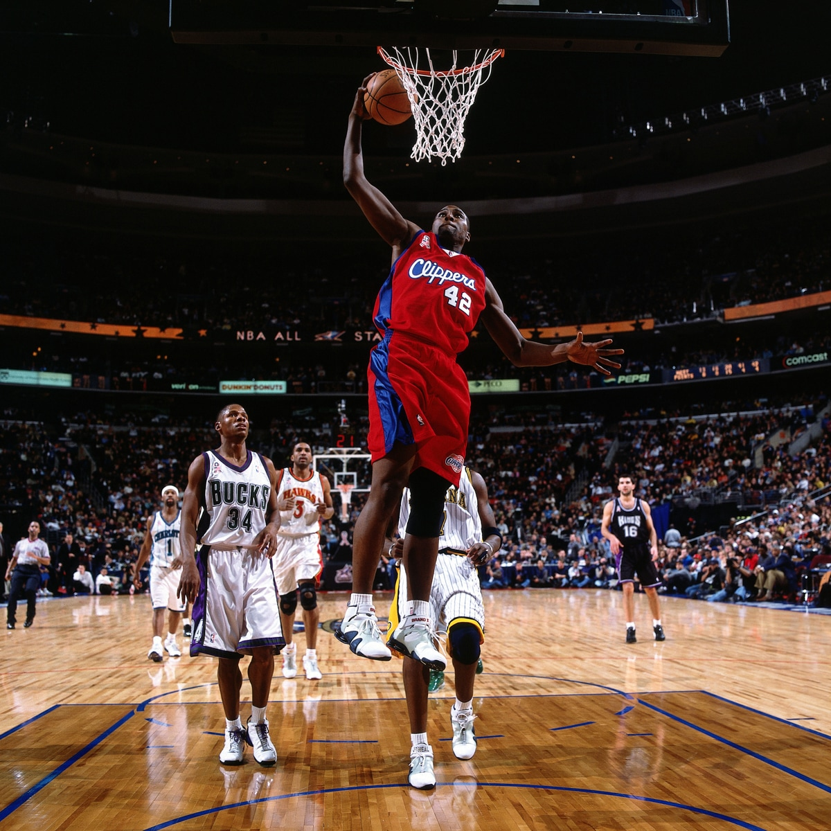 Remembering EB: Former Clippers Star Elton Brand Retires | LA Clippers