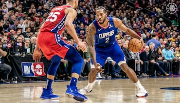 Gallery | Clippers vs. 76ers (02.11.20)