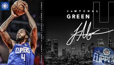 L.A. Clippers Re-Sign JaMychal Green