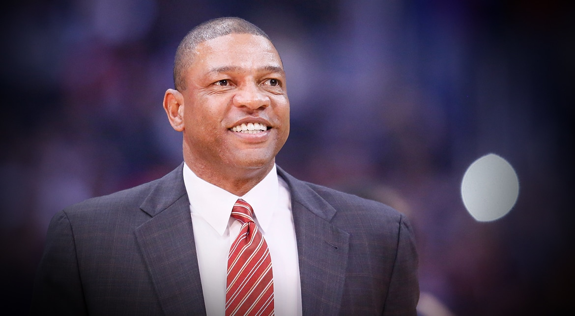 Doc Rivers Named Western Conference Coach Of The Month