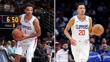 L.A. Clippers Exercise Team Options on Landry Shamet and Jerome Robinson