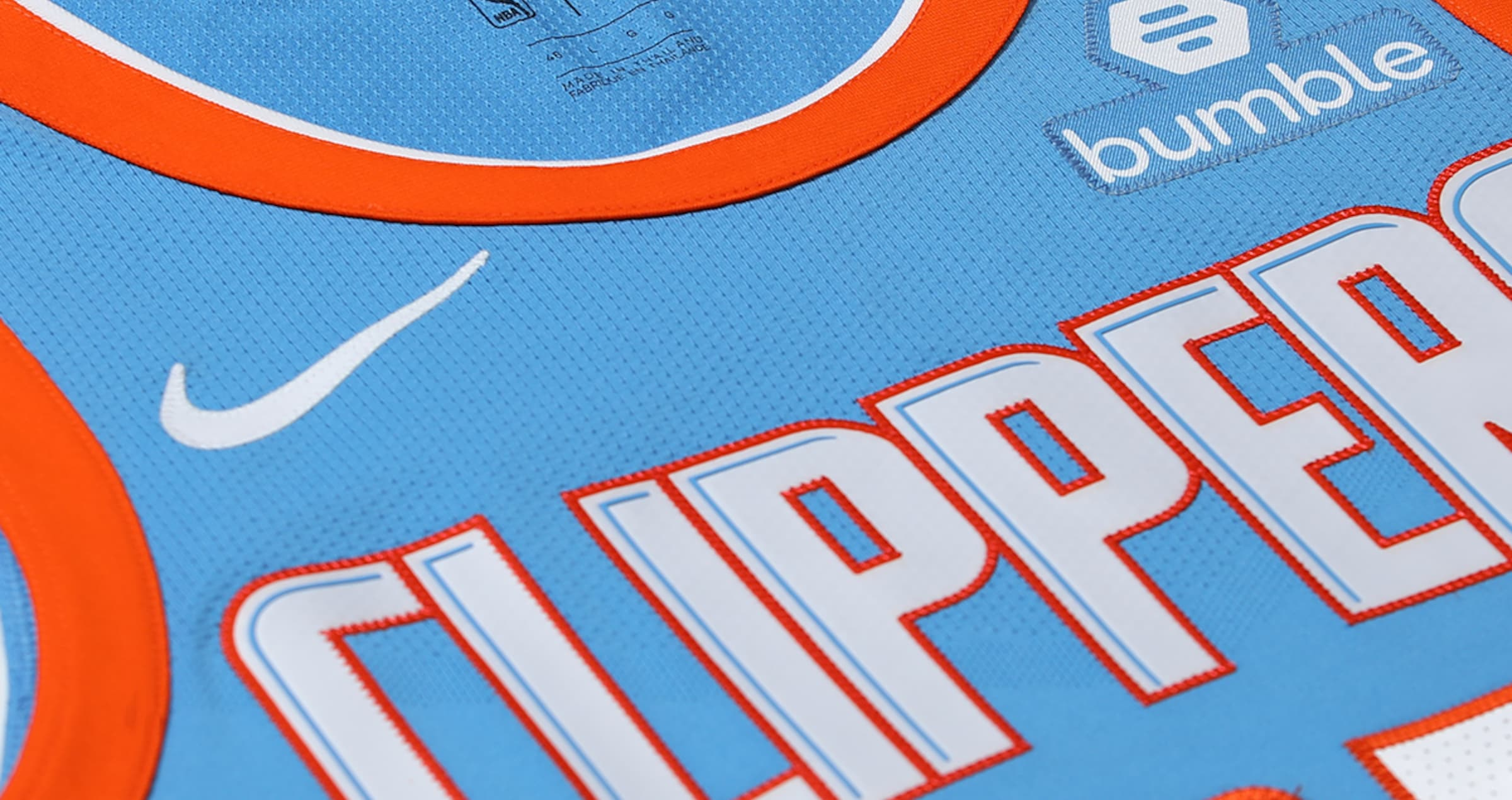 Behind the Design: LA Clippers City Edition Jersey