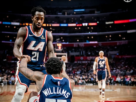 Gallery | Clippers vs. Spurs (12.29.18)