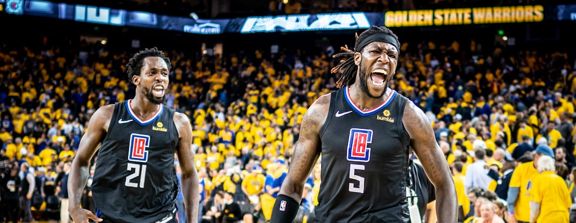 Through the Lens: Clippers' 31-Point Comeback at Oracle
