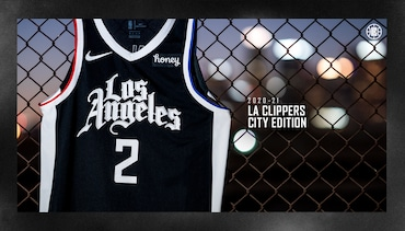 LA Clippers Unveil 2020-21 Nike City Edition Uniform