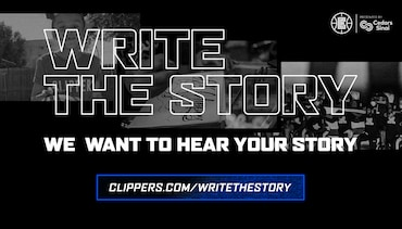 LA Clippers and Cedars-Sinai Unveil Fan-Focused Film Series | Write The Story