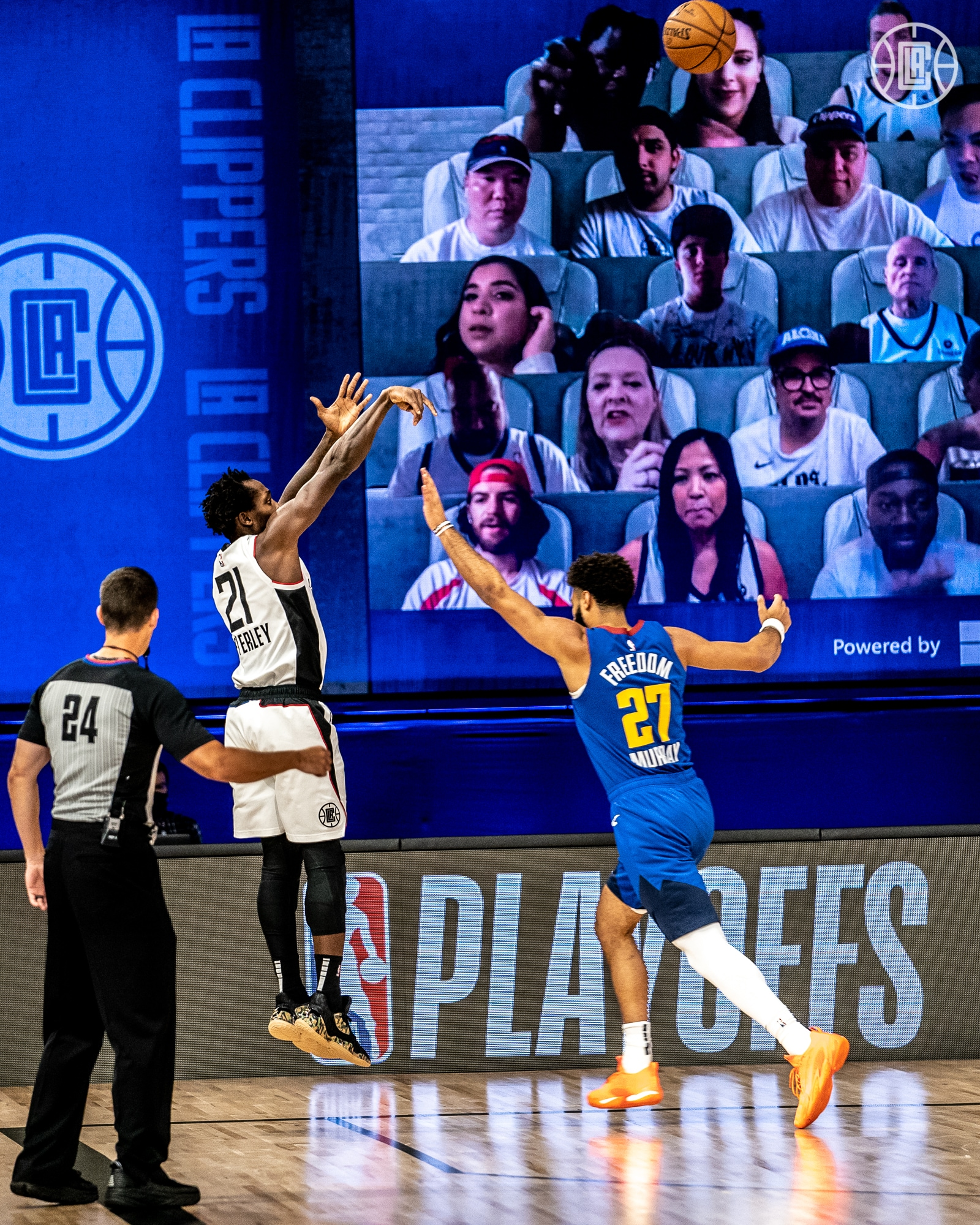 Gallery Clippers Vs Nuggets Game 5 09 11 20 Los Angeles Clippers