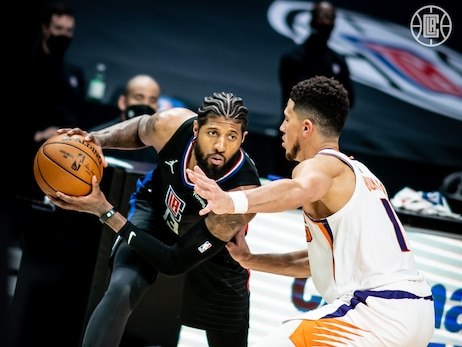 Gallery | Clippers vs Suns (1.31.21)