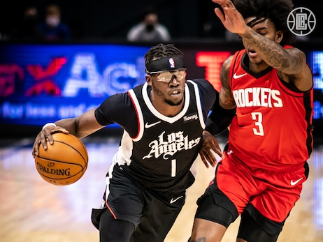 Gallery | Clippers vs Rockets (4.9.21)
