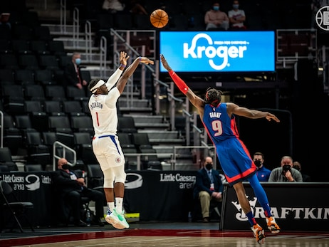 Gallery | Clippers vs Pistons (4.14.21)