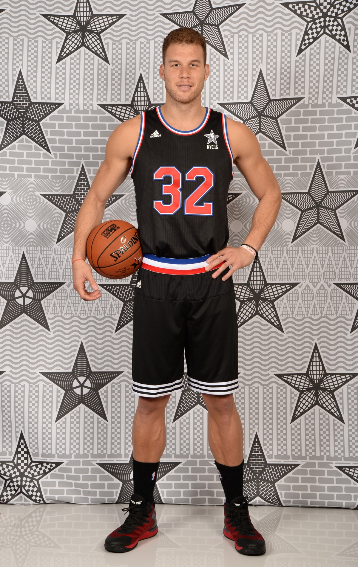 new products 55778 b1ec4 Photos: Blake Griffin All-Star 2015 | Los Angeles Clippers