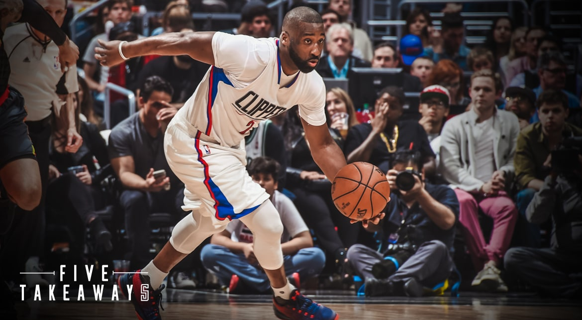 Five Takeaways: Clippers Head To All-Star Break With Fourth Straight Win