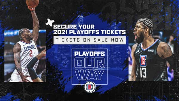 Secure your 2021 playoffs tickets. Tickets on sale now.