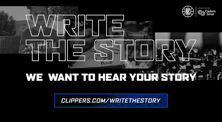 Write The Story. We want to hear your story.