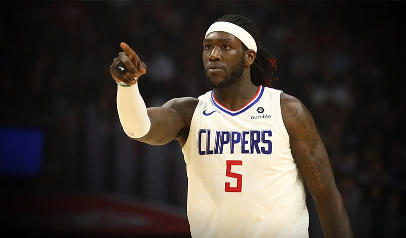 L.A. Montrezl  Press Clippers Re-Sign Harrell Release: