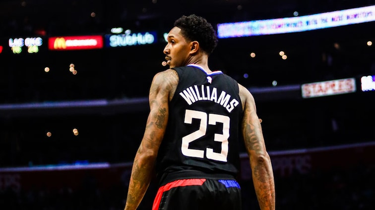 Press Release: Lou Williams Named Western Conference Player of the Week