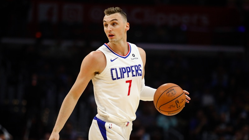 Press Release: L.A. Clippers Trade Forward Sam Dekker
