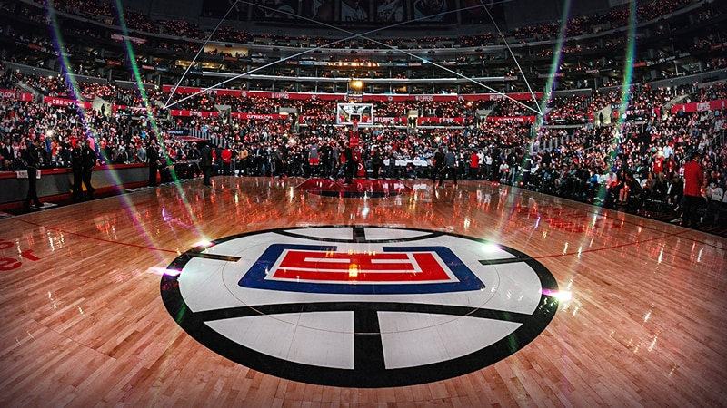 LA Clippers Release 2018-19 Schedule