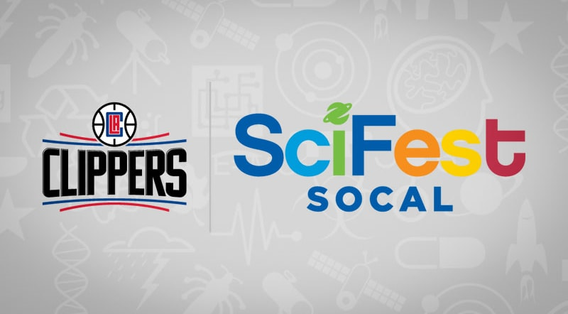 "L.A. Clippers to Celebrate STEM on the West Coast at New ""Clippers SciFest SoCal"""