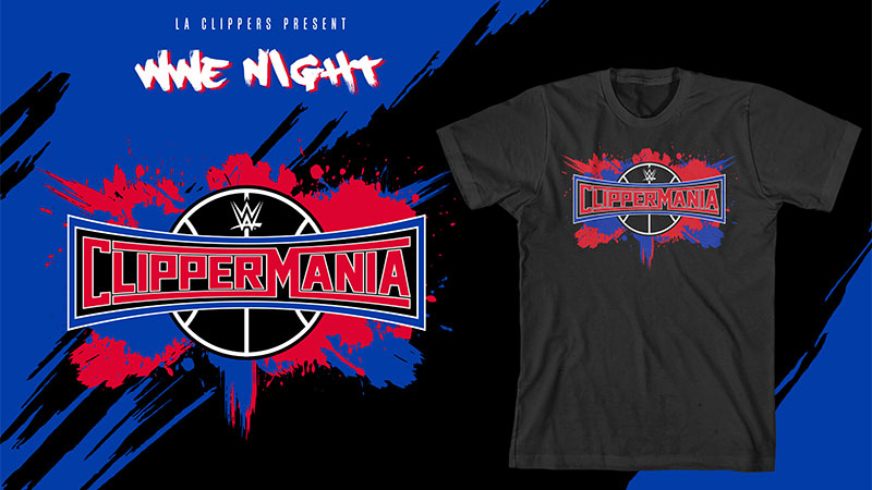 Press Release: L.A. Clippers to Host WWE Night on Saturday October 28th