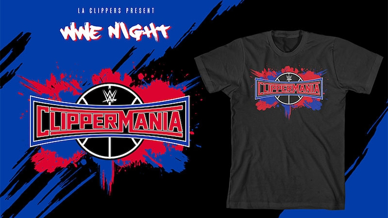 L.A. Clippers to Host WWE Night on Saturday, October 28th