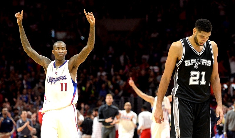 Clippers Excited, Ready For Challenge Of Facing Spurs