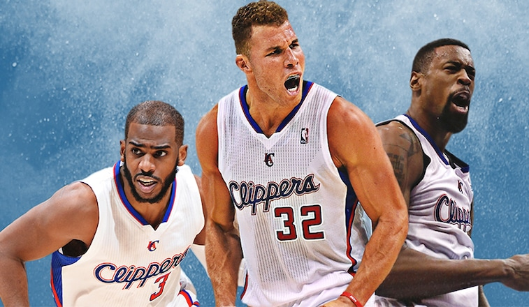 Chris Paul, Blake Griffin and DeAndre Jordan Named to All