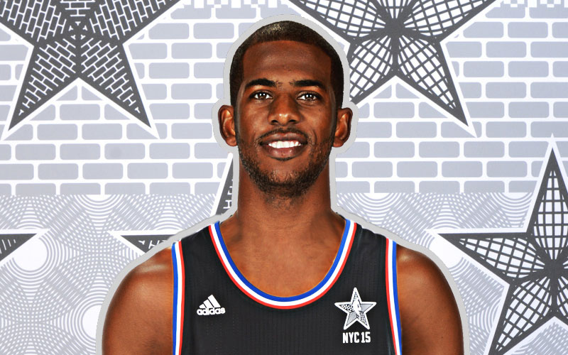 Chris Paul Selected as Western Conference All-Star for Eighth Time | Los  Angeles Clippers