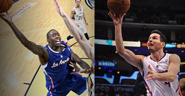 CRAWFORD, REDICK FRIENDSHIP BLOSSOMED FROM 'DAY 1'