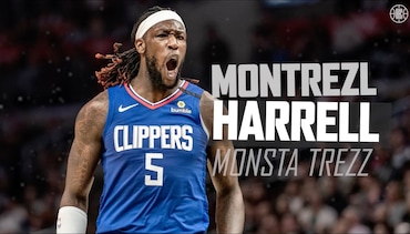 No Days Off: Montrezl Harrell's Work Ethic Sets Him Apart