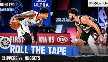 Clippers Defense Steps Up in Game Three Win | Roll the Tape | R2G3 vs. Nuggets
