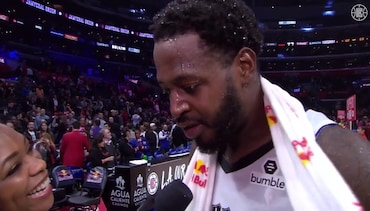On-Court Interview | JaMychal Green (01.16.20)
