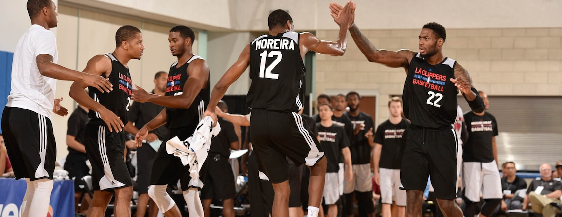 Photos: Summer League 2015 - Game 4 vs. Miami Heat