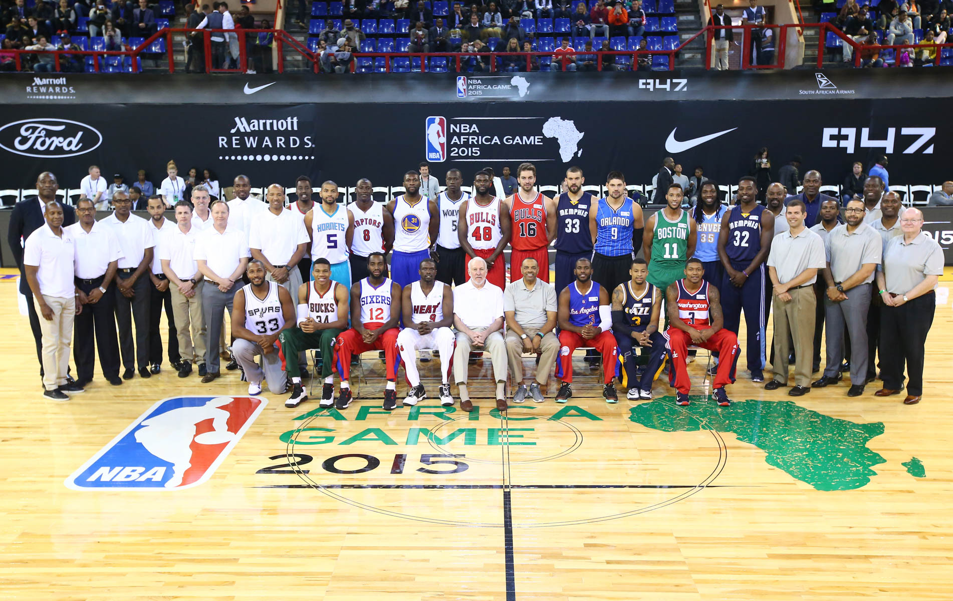 Photos: Chris Paul in South Africa Day 5 | Los Angeles ...