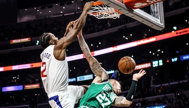 Gallery | Clippers vs. Celtics (11.20.19)