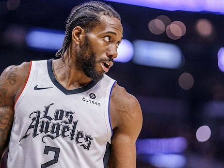 Kawhi Leonard Named Western Conference Player of The Week