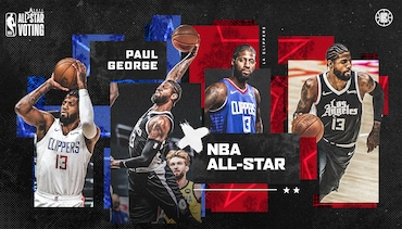 Paul George Selected As Western Conference All-Star