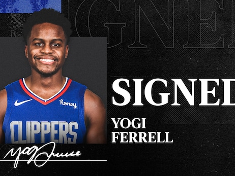 LA Clippers Sign Yogi Ferrell To 10-Day Contract