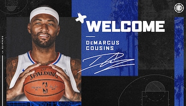 LA Clippers Sign DeMarcus Cousins To 10-Day Contract