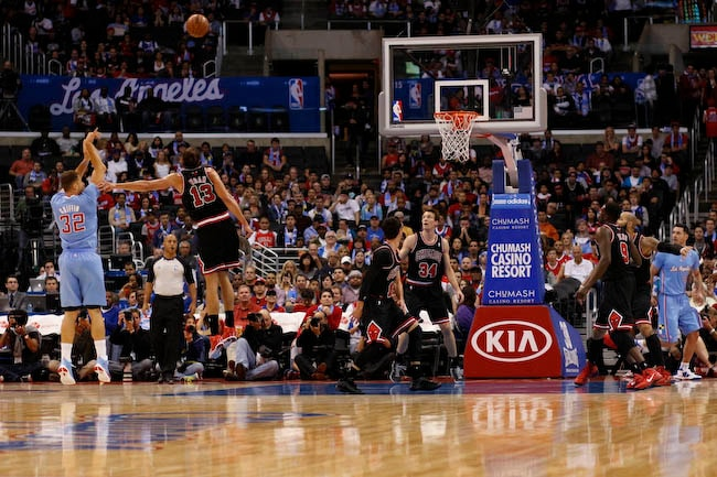 Clippers Vs Bulls Photo: Los Angeles Clippers