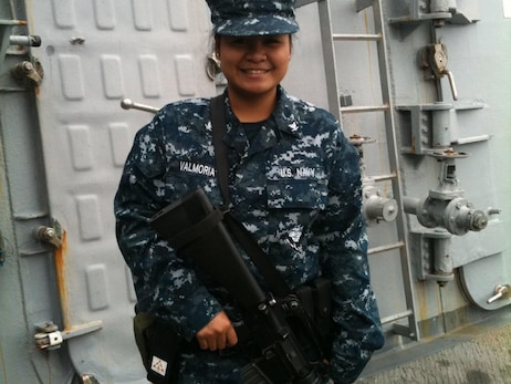 Mizpah on US Navy Ship