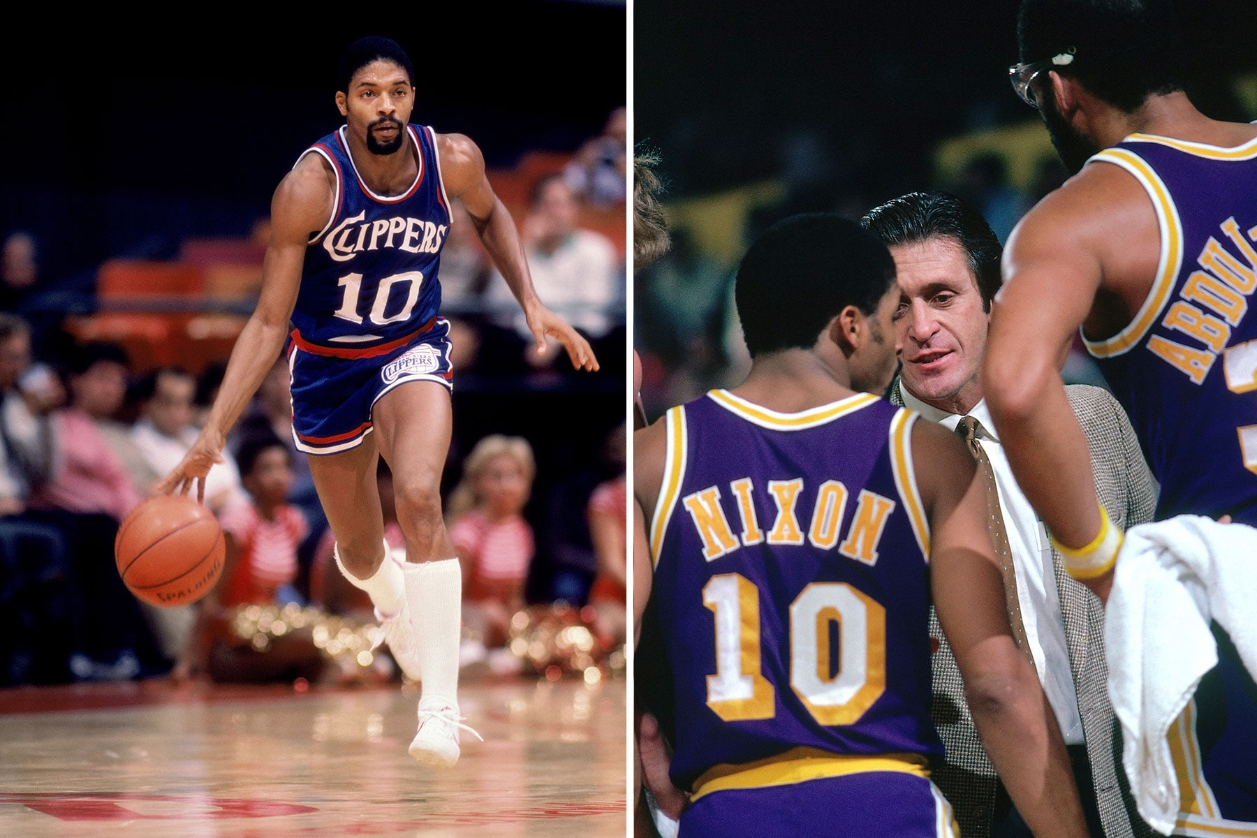 Top 10 Players Who Played For Clippers & Lakers