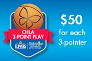 CHLA 3-point play