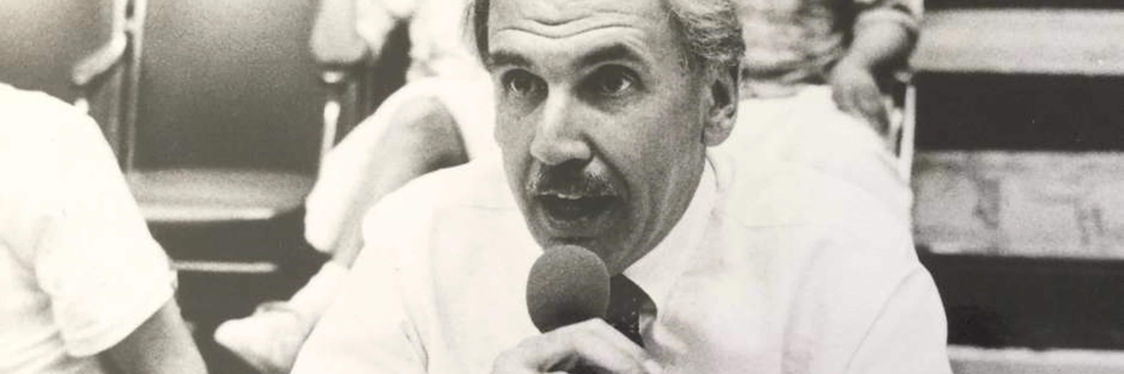 A Voice Undefeated: The Story of Ralph Lawler