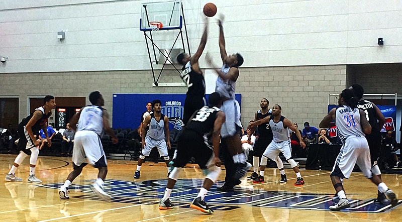 Recap: Game 5 of Summer League 2015 vs. Oklahoma City Thunder