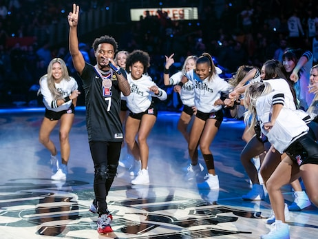 19-20 Clippers Spirit Halftime and DTLAC Nights Gallery